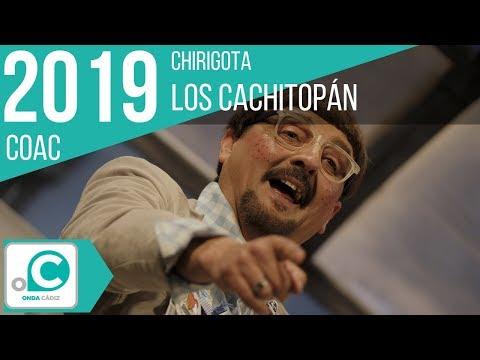 Sesión de Preliminares, la agrupación Los cachitopan actúa hoy en la modalidad de Chirigotas.