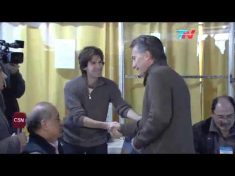 Fiscal le retira el saludo a Macri