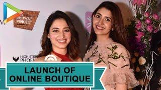 UNCUT: Tamanna Bhatia & others @Launch of Ohaila Khan Chanterelle Online Boutique - HUNGAMA
