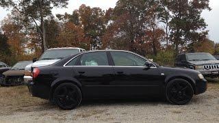 Стайлинг авто- Audi
