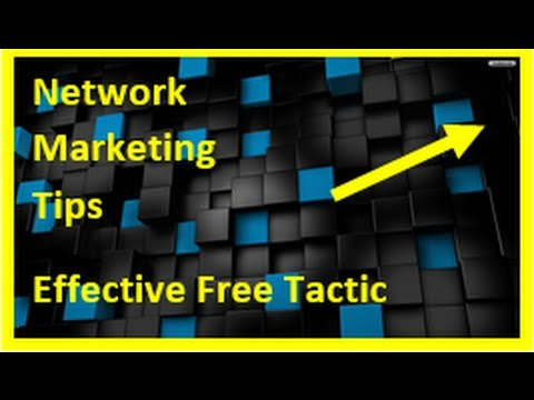 How To Use Network Marketing To Your