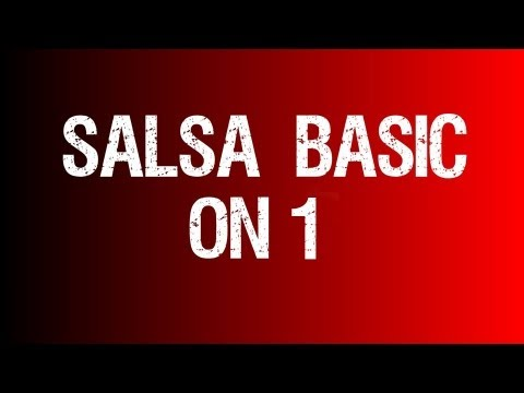How To Dance Salsa On 1