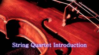 Royalty Free :String Quartet Intro