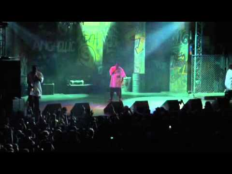 Tech N9ne - Industry is Punks Live