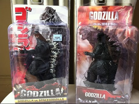 NECA Godzilla 1994 Unboxing and Review