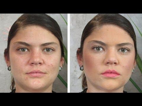 Maquillaje para piel con acné o imperfecciones