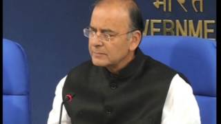 19 Oct 2014 - India frees up diesel prices - Finance Minister - ANIINDIAFILE