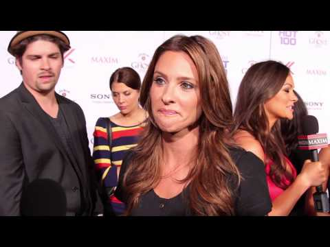 Jill Wagner Funny Interview 2013!