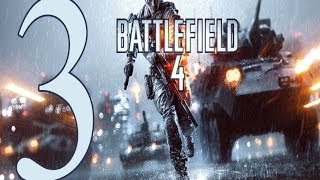 Battlefield 4 ����������� ����� 3 Gameplay Let's play battlefield 4 walkthrough PC No Commentary