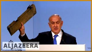 Netanyahu warns Iran over drone - ALJAZEERAENGLISH