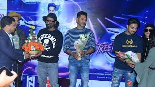 Street Dancer Movie Pressmeet | Shraddha Kapoor, Varun Dhawan, Prabhu Deva | TFPC - TFPC