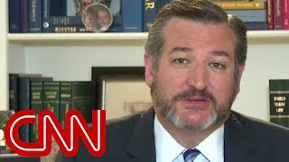 Ted Cruz: Democrats want to impeach Trump for being Trump - CNN