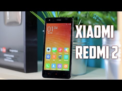 Xiaomi Redmi 2, Review en Español