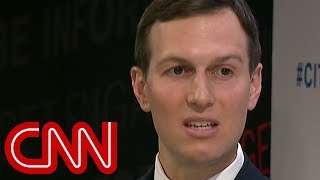 Jared Kushner on Trump, Mideast policy (Full interview) - CNN