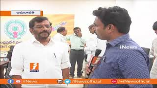 Minister Somireddy Chandramohan Reddy Face To Face On YCP MP's Resigs For AP Special Status | iNews - INEWS