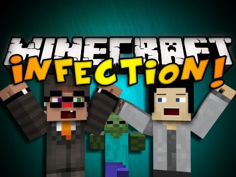 Minecraft Mini-Game: INFECTED! (HD)