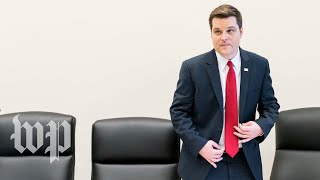 5 times Rep. Matt Gaetz has defended Trump - WASHINGTONPOST