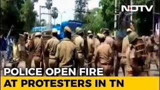 9 Dead As Police Fire During Anti-Sterlite Protest In Tamil Nadu: Reports - NDTV