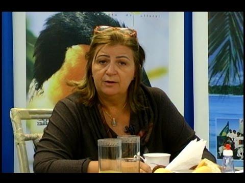 TV Costa Norte - Café com Dulce Ceneviva - candidata a Deputada Federal (PSDB)