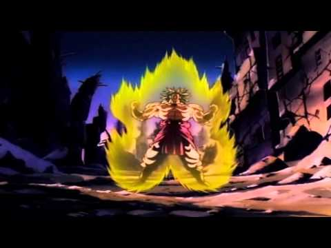 DBZ Amv Dragon Ball Z Goku Vs Broly [ Broly Legendary Super Saiyan ] [ 2011 ] HQ Fan Video Clip