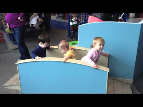 Baby's Day Out: Moody Family Children's Museum @ the Perot Museum Trailer