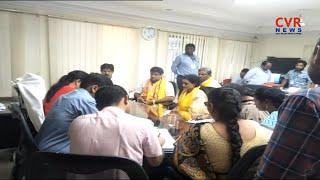 Nandamuri Suhasini Filed Nomination At Kukatpally Municipal Office | TelanganaElection l CVR NEWS - CVRNEWSOFFICIAL