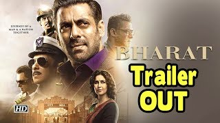 Salman's Bharat, 'A Journey of a man and nation together' | Trailer OUT - IANSLIVE