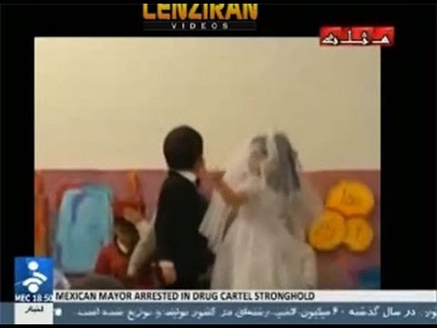 Iranian TV concider  dancing kids in nursery schools as cultural aggression !