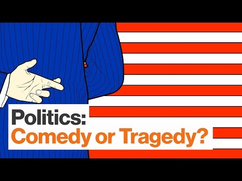 """Politics Is Based On a Fundamental Lie, says """"Cynical Libertarian"""" Dave Barry"""