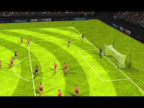 FIFA 14 Android - Jeju United FC VS FC Seoul
