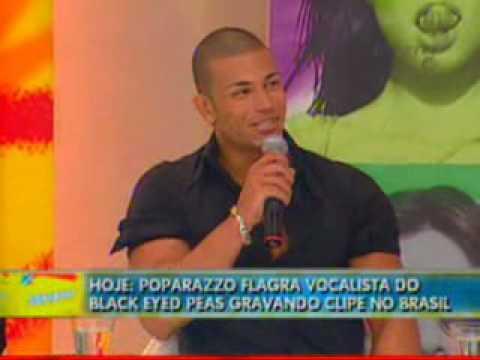 Léo Oliveira - Programa SuperPop Rede TV