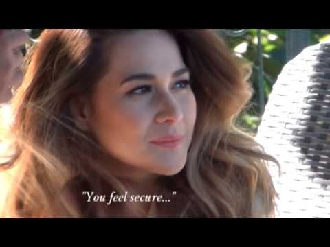 Bea Alonzo for Sta. Lucia Land.