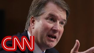 Kavanaugh tells Fox News: Not going anywhere - CNN