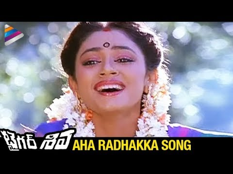 Tiger Shiva Movie Songs - Aha Radhakka Song - Rajnikanth, Shobana, Ilayaraja