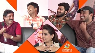 Funny Chit Chat Express Raja Comedy Team - IGTELUGU