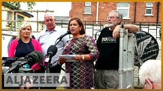 ☘️ Northern Ireland Rally: Attempt to calm republican violence | Al Jazeera English - ALJAZEERAENGLISH