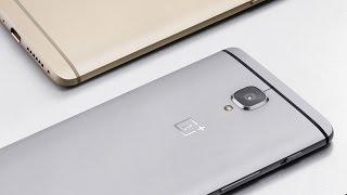 Обзор смартфона OnePlus 3
