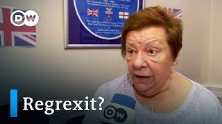 Brexit draft: How many Brits still want to leave the EU?   DW News - DEUTSCHEWELLEENGLISH