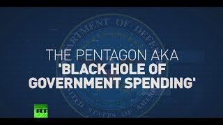 Spentagon: DoD fails its first-ever complete audit - RUSSIATODAY