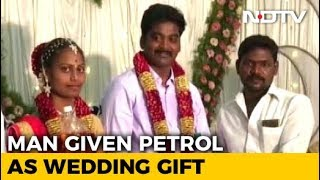 From Friends, A Unique Wedding Gift For Tamil Nadu Groom - NDTV