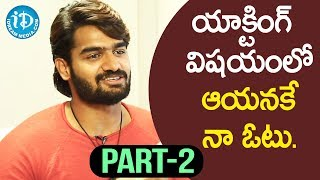 Hippi Movie Actor Karthikeya Exclusive Interview Part #2 || Talking Movies With iDream - IDREAMMOVIES