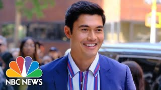 'Crazy Rich Asians' Star Henry Golding On Strong Women On Screen And In Life | NBC News - NBCNEWS