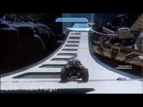 Halo 4 Racetrack Top Dawg #1 (Noble Forger, Naddsson, DjV RazoR)