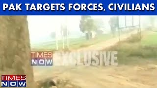 J&K: Pakistan Continues To Violate Ceasefire In RS Pura Sector; 3 Civilians Killed, 30 Injured - TIMESNOWONLINE