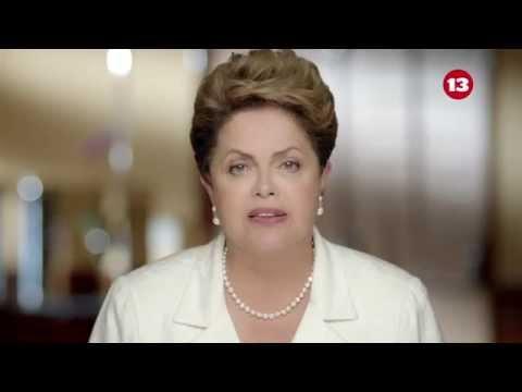 Dilma fala sobre o terrorismo eleitoral da Revista Veja