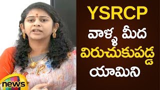 TDP Leader Sadineni Yamini Sensational Comments On YSRCP | AP Political Updates | Mango News - MANGONEWS