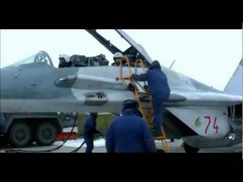 Los Nuevos Aviones Rusos MIG-29SMT Pasan Pruebas en Ejercicios Tácticos