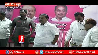 Adivasi unions Protest Against Rekha Shyam Nayak and Rathod Bapurao Election | Loggutu | iNews - INEWS