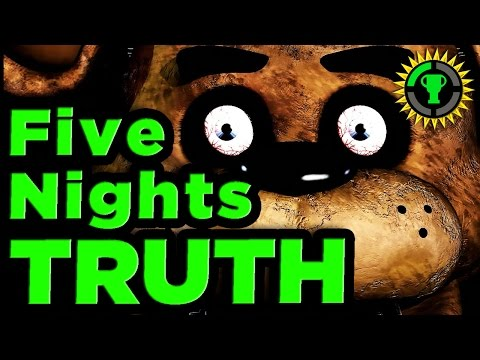 Game Theory: Five Nights at Freddy's SCARIEST Monster is You!