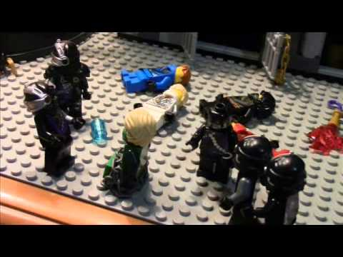 Lego Ninjago the Rebooted Movie